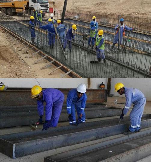 Civil & Mechanical Construction, Maintenance & Contracts works