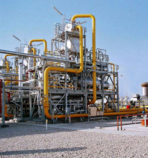 Oil & Gas Field Services – MRT OMAN